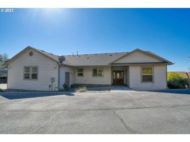 815 N Main St, Pendleton, OR 97801 (MLS #21405215) :: Premiere Property Group LLC