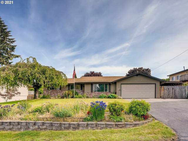 1401 NW 61ST St, Vancouver, WA 98663 (MLS #21405432) :: RE/MAX Integrity