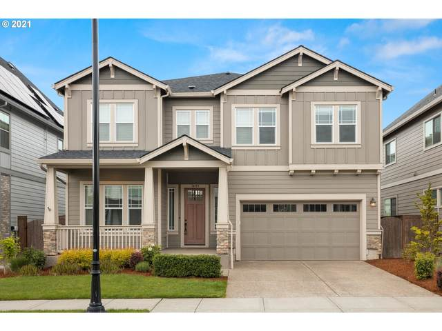 14753 NW Olive St, Portland, OR 97229 (MLS #21405486) :: The Pacific Group