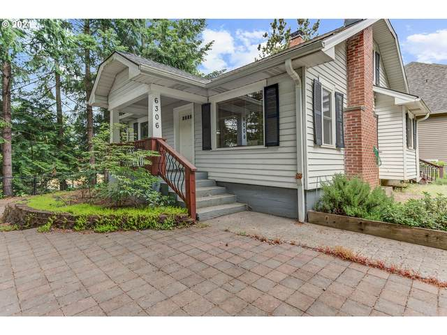 6306 SW 30TH Ave, Portland, OR 97239 (MLS #21405507) :: Lux Properties