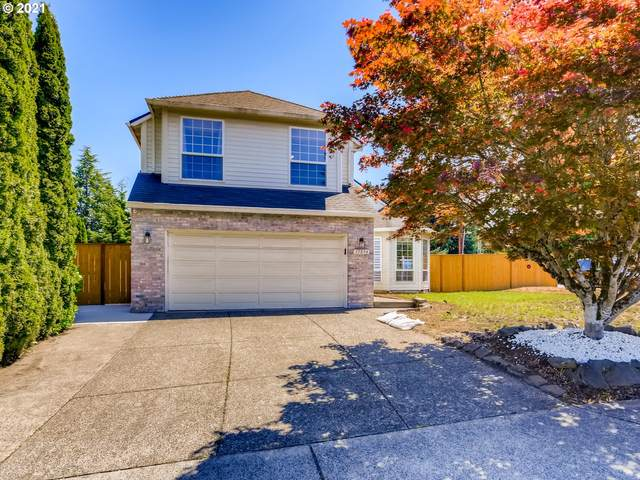 17894 SW Richard Ct, Aloha, OR 97007 (MLS #21406185) :: Townsend Jarvis Group Real Estate