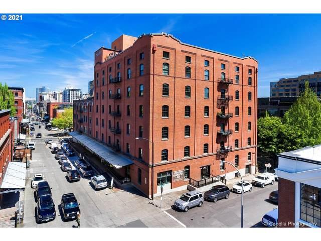 416 NW 13TH Ave 504-5, Portland, OR 97209 (MLS #21406405) :: Stellar Realty Northwest