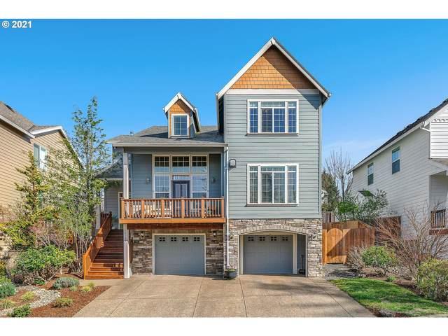 16381 Oaktree Ter, Oregon City, OR 97045 (MLS #21406636) :: Fox Real Estate Group