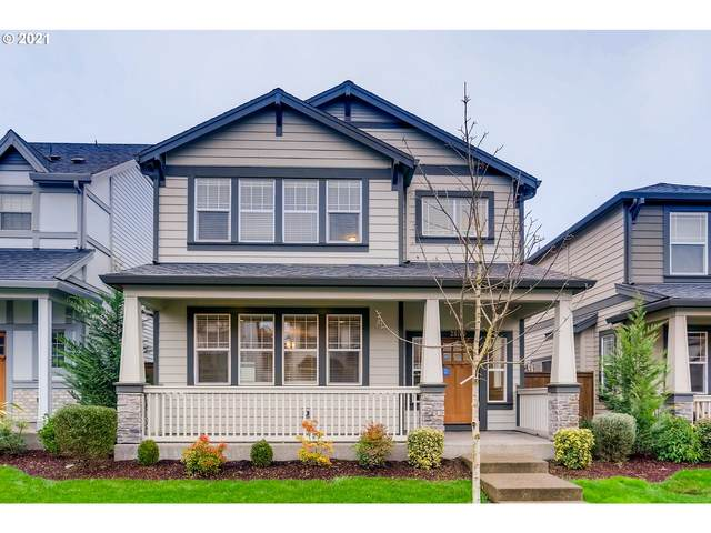 28740 SW Finland Ave, Wilsonville, OR 97070 (MLS #21406661) :: Premiere Property Group LLC