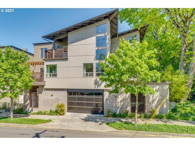 512 SE 60TH Ave #202, Portland, OR 97215 (MLS #21406697) :: The Haas Real Estate Team
