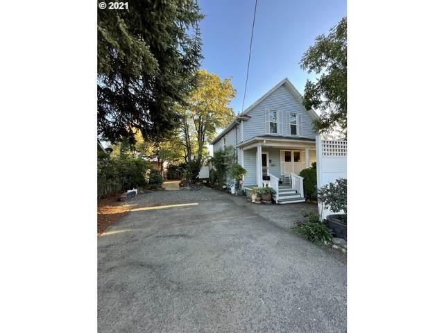 7516 NE Hoyt St, Portland, OR 97213 (MLS #21406915) :: Coho Realty