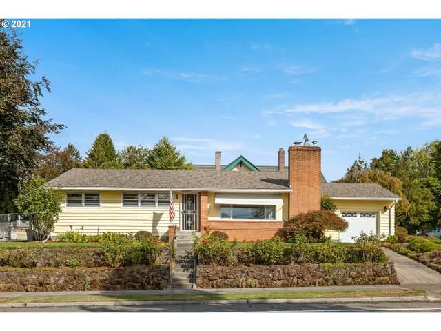 8433 E Burnside St, Portland, OR 97216 (MLS #21406969) :: Windermere Crest Realty