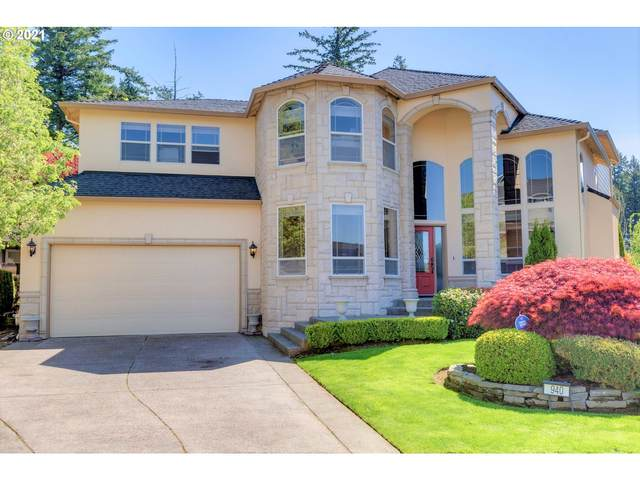 940 NW Deerfern Loop, Camas, WA 98607 (MLS #21407005) :: Brantley Christianson Real Estate