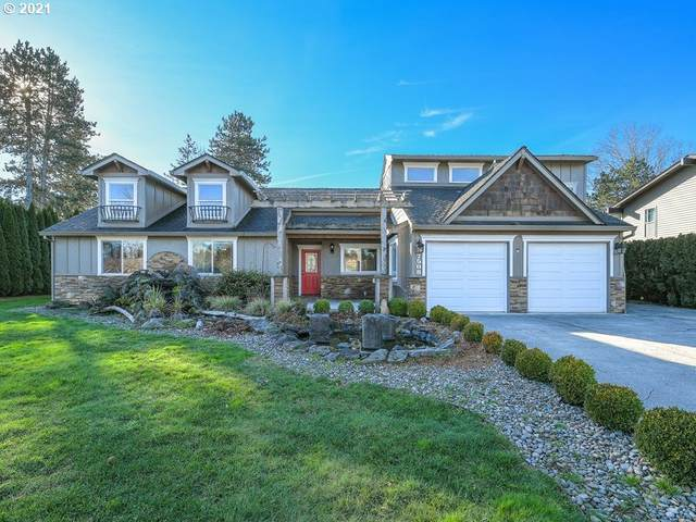 7508 NE Meadows Dr, Vancouver, WA 98662 (MLS #21407371) :: Stellar Realty Northwest