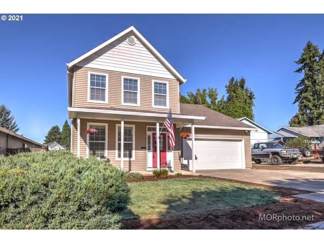 10169 NW Chamberlain Pl, North Plains, OR 97133 (MLS #21407490) :: McKillion Real Estate Group