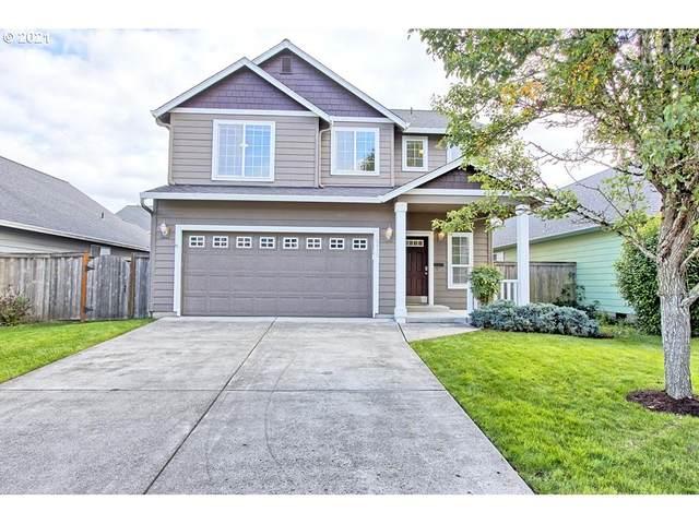 4019 NE 165TH Pl, Vancouver, WA 98682 (MLS #21407670) :: Keller Williams Portland Central
