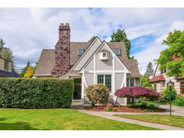 4441 NE Royal Ct, Portland, OR 97213 (MLS #21407911) :: Premiere Property Group LLC