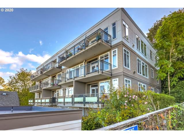 1815 SW 16TH Ave #204, Portland, OR 97201 (MLS #21407970) :: The Liu Group