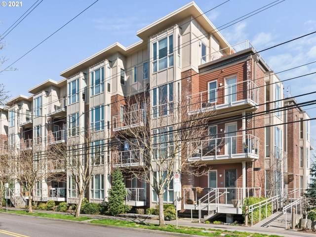 4280 S Corbett Ave #201, Portland, OR 97239 (MLS #21408071) :: Stellar Realty Northwest
