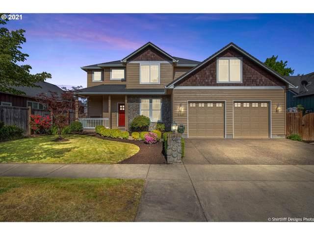 4481 Calumet Way, Eugene, OR 97404 (MLS #21408364) :: Song Real Estate