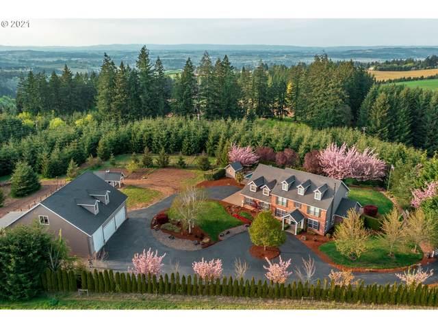 22123 SW Schmeltzer Rd, Sherwood, OR 97140 (MLS #21408366) :: Fox Real Estate Group