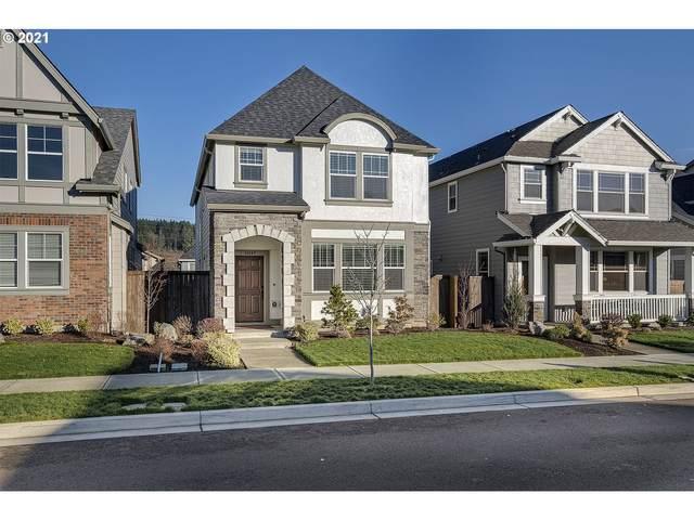 16849 SW Friendly Ln, Beaverton, OR 97007 (MLS #21408386) :: Brantley Christianson Real Estate