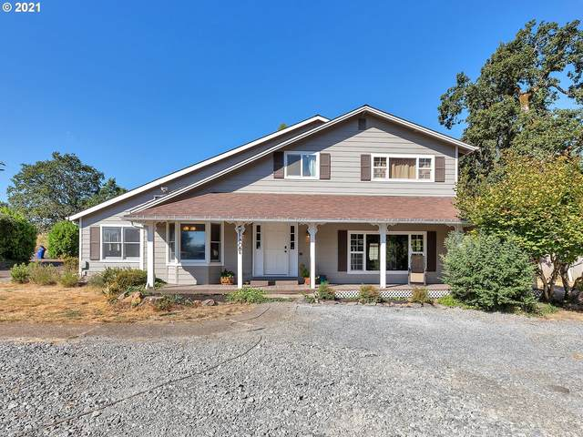 14633 S Claim Rd, Molalla, OR 97038 (MLS #21408431) :: Oregon Digs Real Estate