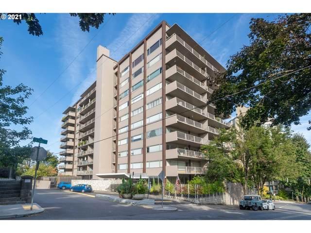 2323 SW Park Pl #206, Portland, OR 97205 (MLS #21408503) :: Gustavo Group