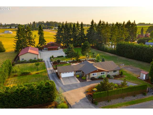 13438 S Cascadia Ct, Molalla, OR 97038 (MLS #21408565) :: Townsend Jarvis Group Real Estate
