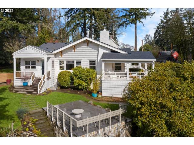 3725 SW Mount Adams Dr, Portland, OR 97239 (MLS #21408723) :: Duncan Real Estate Group