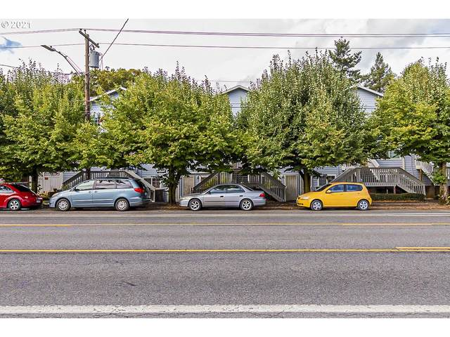 6621 N Columbia Way #4, Portland, OR 97203 (MLS #21408743) :: The Pacific Group