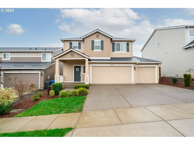 17423 SE Pinnacles St, Happy Valley, OR 97089 (MLS #21408800) :: Next Home Realty Connection