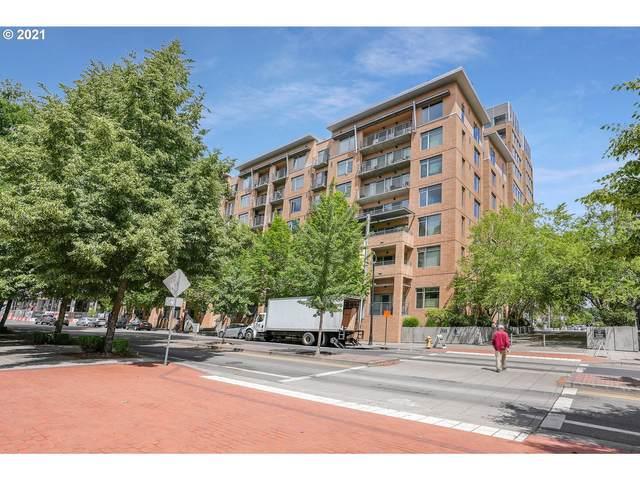 701 Columbia St #102, Vancouver, WA 98660 (MLS #21408807) :: Fox Real Estate Group