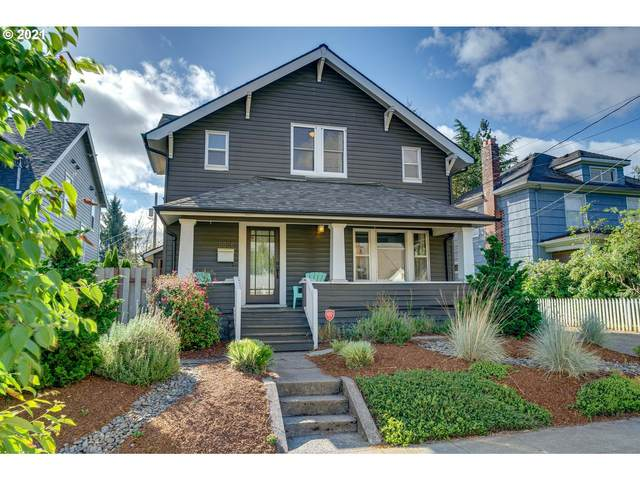 8806 N Portsmouth Ave, Portland, OR 97203 (MLS #21409025) :: Townsend Jarvis Group Real Estate