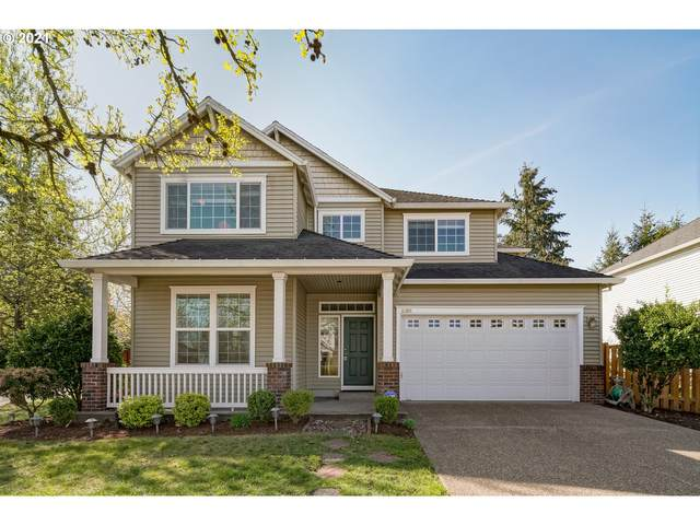 16908 NW Tucson St, Beaverton, OR 97003 (MLS #21409073) :: Premiere Property Group LLC