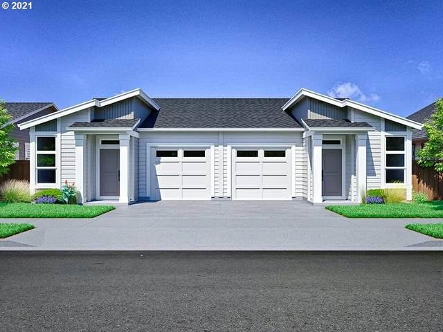 13213 NE 99TH Way, Vancouver, WA 98682 (MLS #21409150) :: Premiere Property Group LLC