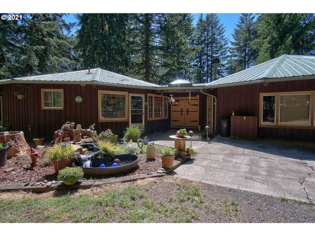 45010 SE Wildcat Mountain Dr, Sandy, OR 97055 (MLS #21409245) :: Real Tour Property Group