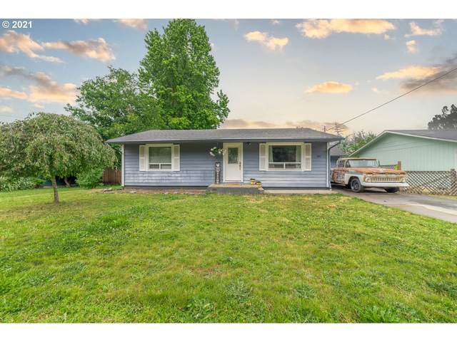 1100 Tyler Ave, Cottage Grove, OR 97424 (MLS #21409547) :: Townsend Jarvis Group Real Estate