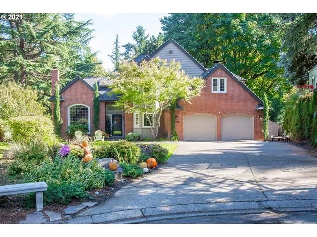 2630 Rivendell Rd, Lake Oswego, OR 97034 (MLS #21409567) :: Windermere Crest Realty