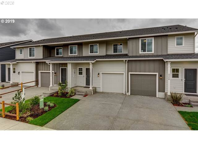 1939 NE 117TH Ct, Vancouver, WA 98684 (MLS #21409815) :: Beach Loop Realty