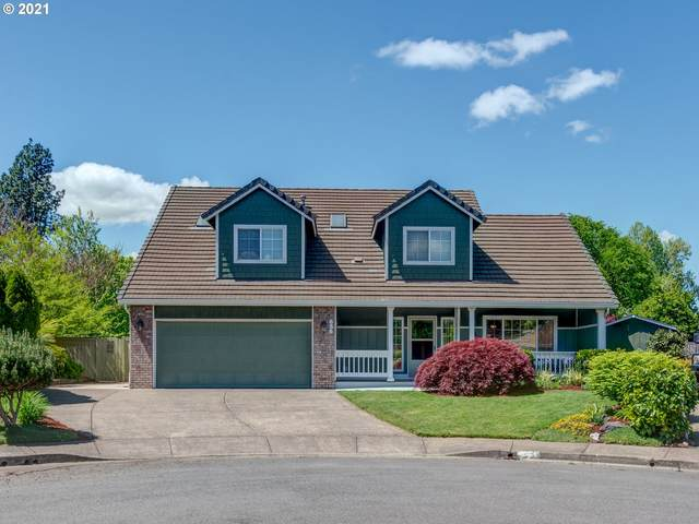 856 Raintree Way, Springfield, OR 97477 (MLS #21409974) :: Real Tour Property Group