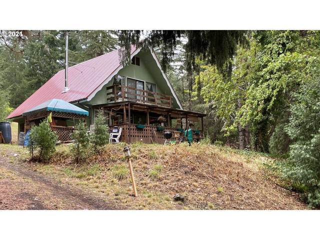 1029 Bilger Creek Rd, Myrtle Creek, OR 97457 (MLS #21410004) :: Premiere Property Group LLC