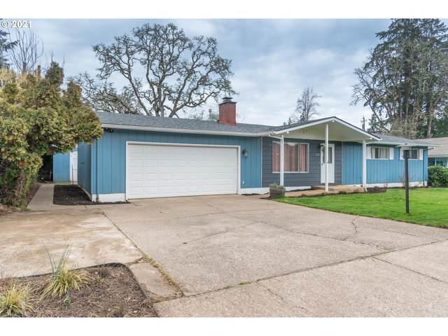 1302 Girard Ave, Cottage Grove, OR 97424 (MLS #21410132) :: The Liu Group