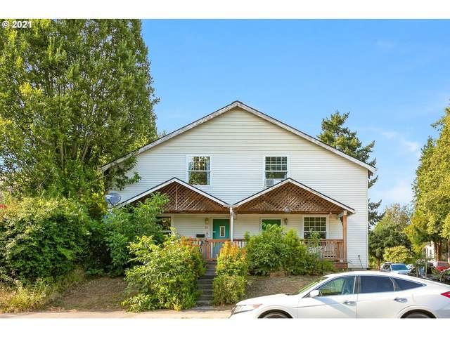 35 NE Failing St, Portland, OR 97212 (MLS #21410390) :: Stellar Realty Northwest