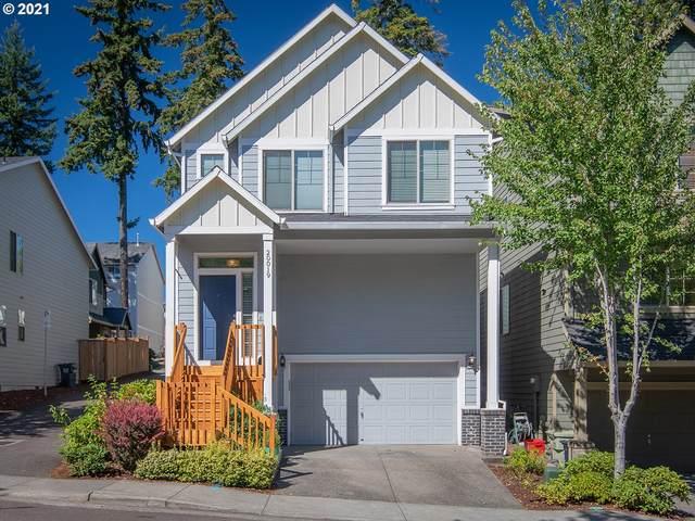 20019 SW Jette Ln, Beaverton, OR 97003 (MLS #21410398) :: Duncan Real Estate Group