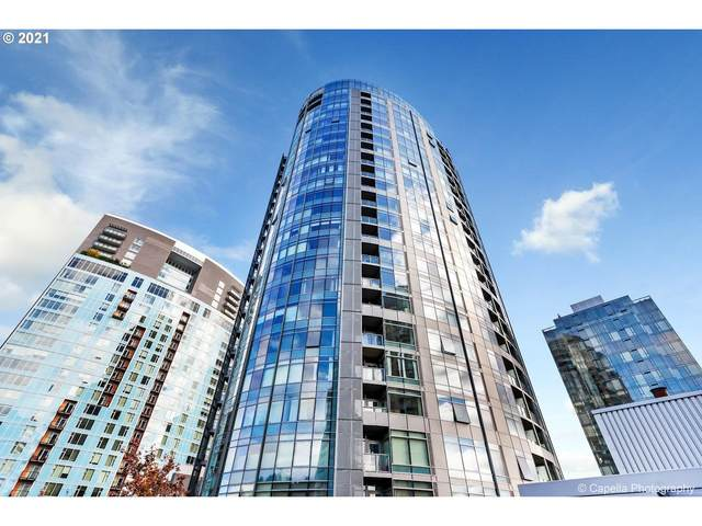 3601 S River Pkwy #906, Portland, OR 97239 (MLS #21410933) :: The Haas Real Estate Team