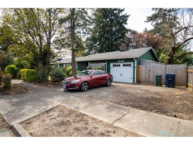 2440 Dornoch St, Springfield, OR 97477 (MLS #21411146) :: McKillion Real Estate Group