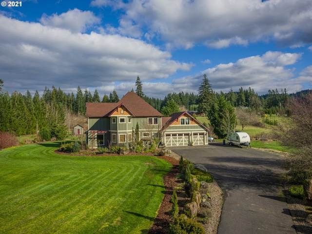 16515 NE 217TH Ave, Brush Prairie, WA 98606 (MLS #21411186) :: Duncan Real Estate Group