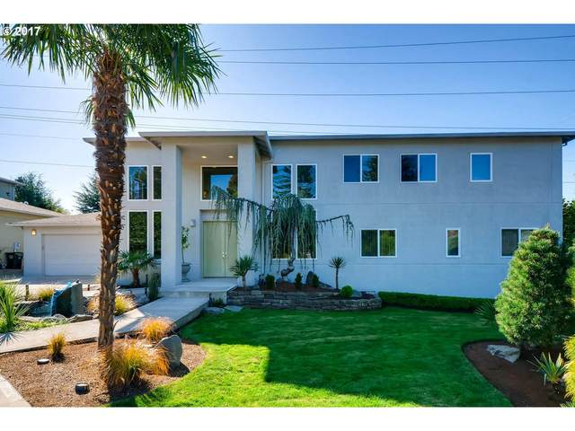 9078 SW Monterey Pl, Portland, OR 97225 (MLS #21411221) :: The Pacific Group