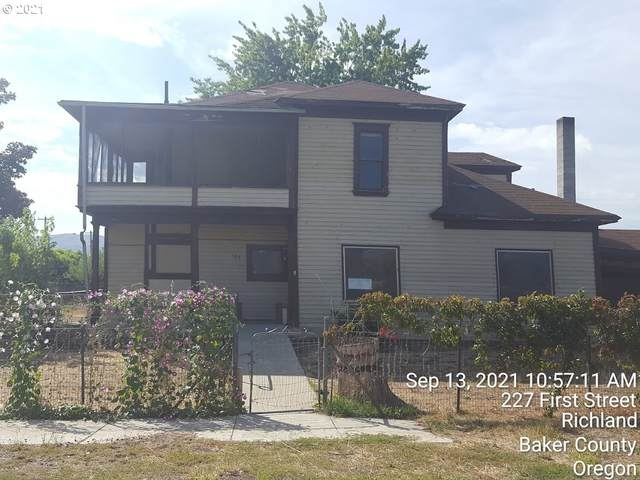 100 Vine St, Richland, OR 97870 (MLS #21411447) :: Stellar Realty Northwest