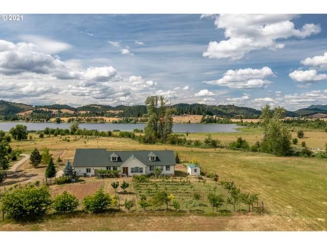 1750 Plat I Rd, Sutherlin, OR 97479 (MLS #21411515) :: McKillion Real Estate Group