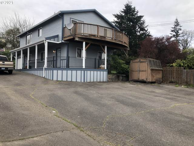 408 Front St, Gaston, OR 97119 (MLS #21411531) :: Next Home Realty Connection