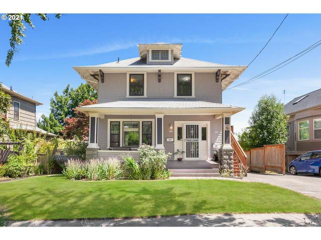 3416 SE 9TH Ave, Portland, OR 97202 (MLS #21411566) :: Tim Shannon Realty, Inc.