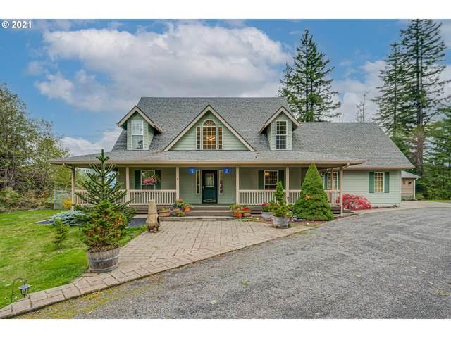 3400 Green Mountain Rd, Kalama, WA 98625 (MLS #21411662) :: Song Real Estate