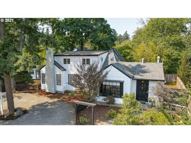 16510 Maple Cir, Lake Oswego, OR 97034 (MLS #21412316) :: Fox Real Estate Group